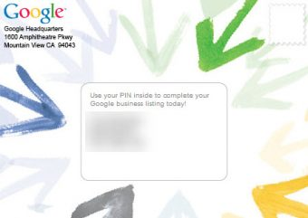 Google My Business - GMB - verifivation-by-postcard