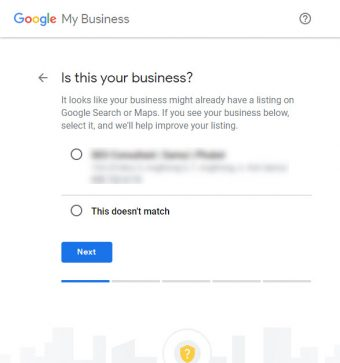 Google My Business - (GMB) - Is this your business
