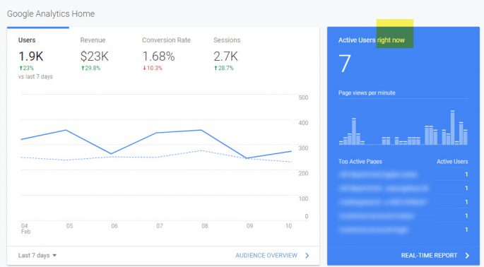 Setting up Google Analytics - Google Analytics Home